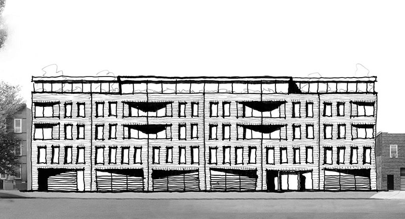 280 St Marks Ave BKLYN - Architecture